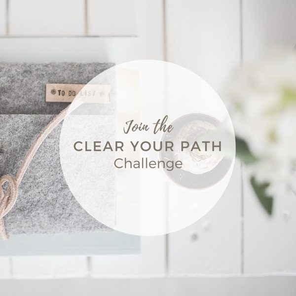 The Clear Your Path Challenge