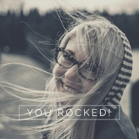 You rocked!1